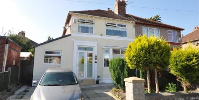 Asking Price £200,000, 3 Bedroom Semi Detached House For Sale in Liverpool, L25