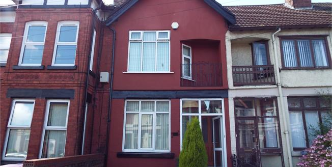 Asking Price £145,000, 3 Bedroom Terraced House For Sale in Wavertree, L15