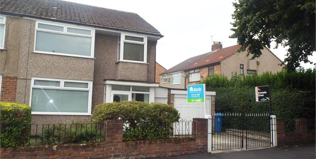 Price on Application, 3 Bedroom Semi Detached House For Sale in Halewood, L26