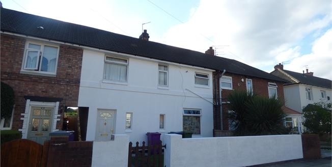 Asking Price £147,000, 3 Bedroom House For Sale in Liverpool, L15