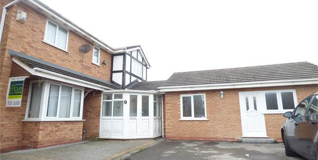Asking Price £265,000, 4 Bedroom Detached House For Sale in Liverpool, L26