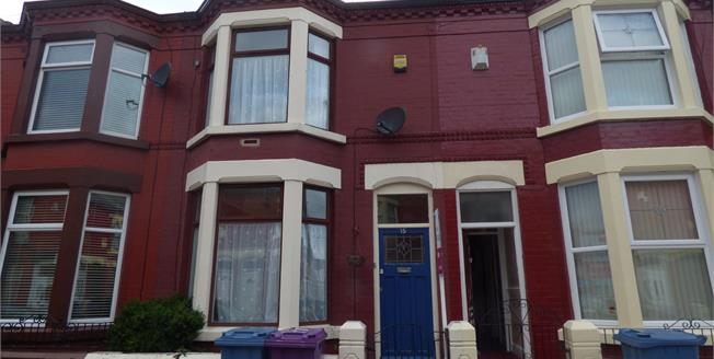 Asking Price £100,000, 3 Bedroom Terraced House For Sale in Liverpool, L15