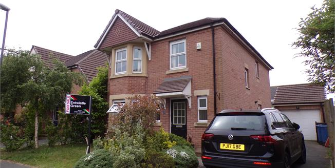 Offers Over £270,000, 4 Bedroom Detached House For Sale in Liverpool, L19