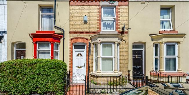 Asking Price £60,000, 2 Bedroom Terraced House For Sale in Liverpool, L15