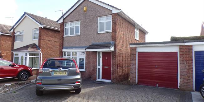Asking Price £210,000, 2 Bedroom Detached House For Sale in Liverpool, L25
