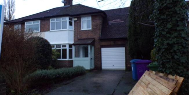 Asking Price £275,000, 4 Bedroom Semi Detached House For Sale in Liverpool, L16