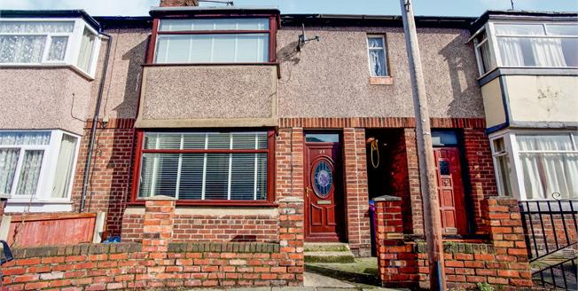 Offers Over £120,000, 3 Bedroom Terraced House For Sale in Liverpool, L19