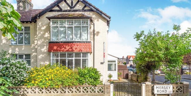 Offers Over £365,000, 4 Bedroom Semi Detached House For Sale in Aigburth, L17