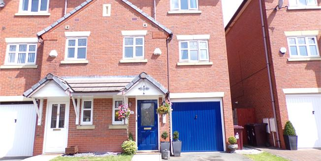 Asking Price £235,000, 3 Bedroom Terraced House For Sale in Halewood, L26