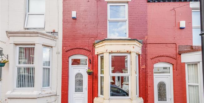 Asking Price £99,500, 2 Bedroom Terraced House For Sale in Liverpool, L8