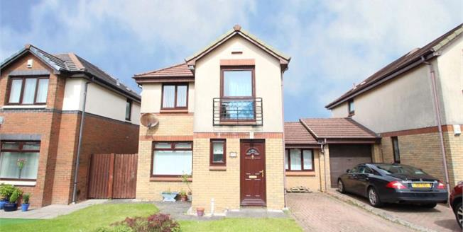 Offers Over £157,000, 3 Bedroom Detached House For Sale in Glasgow, G75