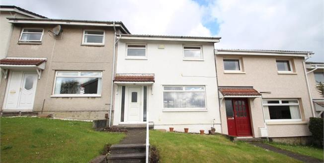 Offers Over £99,000, 3 Bedroom Terraced House For Sale in East Kilbride, G74