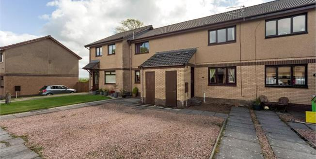Offers Over £95,000, 2 Bedroom Terraced House For Sale in Strathaven, ML10