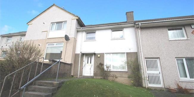 Offers Over £80,000, 3 Bedroom Terraced House For Sale in East Kilbride, G74