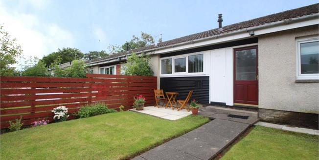 Offers Over £70,000, 1 Bedroom Terraced Bungalow For Sale in East Kilbride, G75
