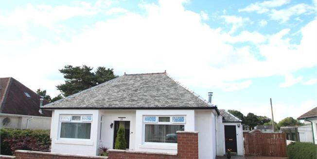 Offers Over £225,000, 3 Bedroom Detached Bungalow For Sale in Strathaven, ML10