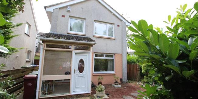 Offers Over £169,999, 3 Bedroom Detached House For Sale in East Kilbride, G75
