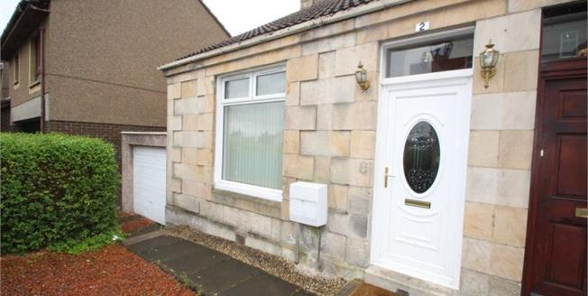 Offers Over £87,000, 3 Bedroom Semi Detached House For Sale in Hamilton, ML3