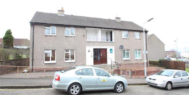 Offers Over £55,000, 1 Bedroom Ground Floor Flat For Sale in Hamilton, ML3