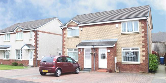 Fixed Price £99,000, 2 Bedroom Semi Detached House For Sale in Hamilton, ML3