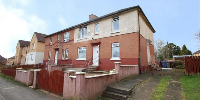 Offers Over £50,000, 2 Bedroom Upper Floor Flat For Sale in Hamilton, ML3