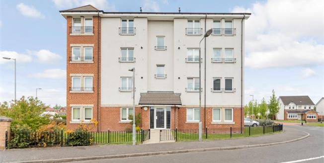 Offers Over £80,000, 2 Bedroom Ground Floor Flat For Sale in Motherwell, ML1