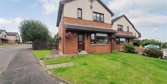 Offers Over £180,000, 3 Bedroom Detached House For Sale in Motherwell, ML1