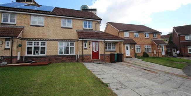 Offers Over £135,000, 5 Bedroom Semi Detached House For Sale in Motherwell, ML1