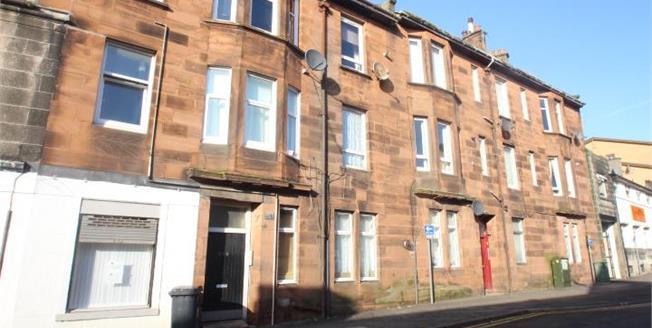 Fixed Price £30,000, 1 Bedroom Ground Floor Flat For Sale in Hamilton, ML3