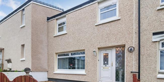Offers Over £70,000, 3 Bedroom Terraced House For Sale in Motherwell, ML1