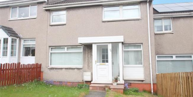 Offers Over £75,000, 3 Bedroom Terraced House For Sale in Motherwell, ML1
