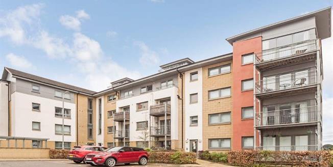 Offers Over £150,000, 2 Bedroom Upper Floor Flat For Sale in Motherwell, ML1