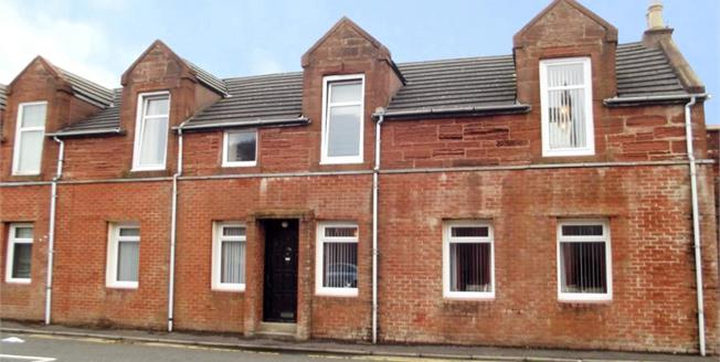 Fixed Price £149,995, 3 Bedroom Semi Detached House For Sale in Ardrossan, KA22