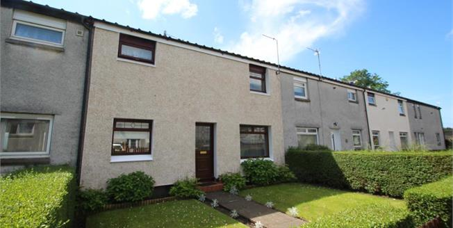 Offers Over £63,000, 3 Bedroom Terraced House For Sale in Irvine, KA12