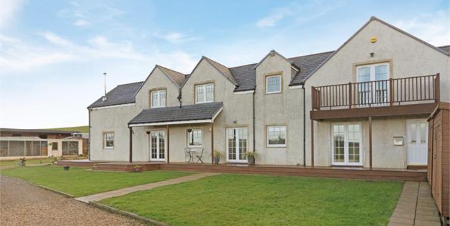 Offers Over £355,000, 6 Bedroom Semi Detached House For Sale in Stevenston, KA20