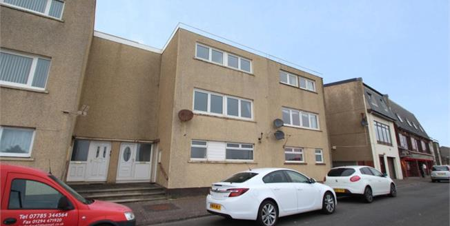 Offers Over £76,000, 3 Bedroom Town House Maisonette For Sale in Saltcoats, KA21