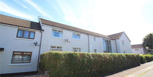 Offers Over £49,000, 2 Bedroom Upper Floor Flat For Sale in Irvine, KA12