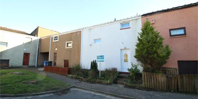 Offers Over £63,000, 3 Bedroom Terraced House For Sale in Broomlands, KA11