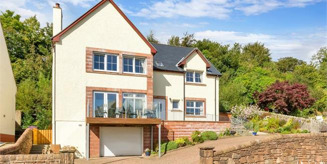 Offers Over £395,000, 5 Bedroom Detached House For Sale in Lamlash, KA27