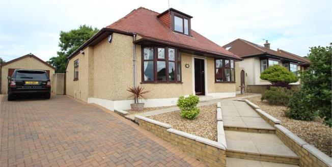 Offers Over £199,000, 4 Bedroom Detached Bungalow For Sale in Saltcoats, KA21