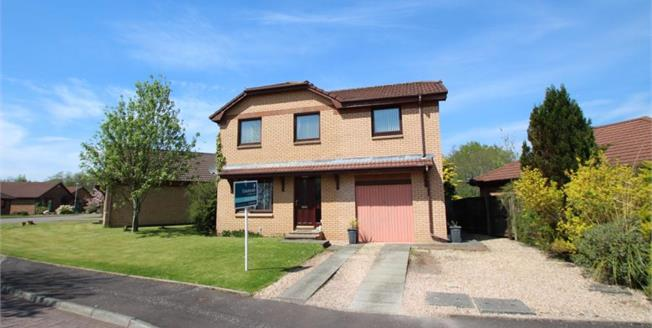 Offers in the region of £170,000, 4 Bedroom Detached House For Sale in Lawthorn, KA11