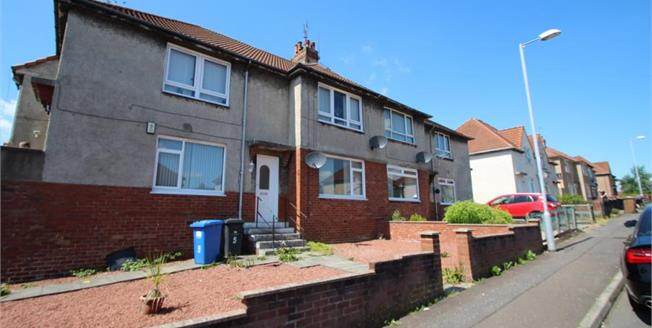Offers Over £54,500, 3 Bedroom Ground Floor Flat For Sale in Kilwinning, KA13