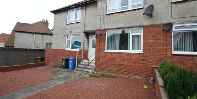 Offers Over £54,000, 3 Bedroom Ground Floor Flat For Sale in Kilwinning, KA13