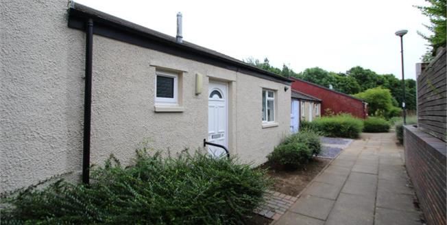 Offers Over £62,000, 1 Bedroom Terraced Bungalow For Sale in Girdle Toll, KA11