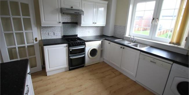 Offers Over £59,995, 3 Bedroom Upper Floor Maisonette For Sale in Irvine, KA12