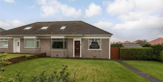 Offers Over £157,000, 4 Bedroom Semi Detached Bungalow For Sale in Saltcoats, KA21
