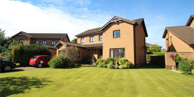 Offers Over £255,000, 4 Bedroom Detached House For Sale in Irvine, KA12
