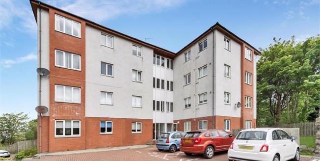 Offers Over £87,500, 3 Bedroom Upper Floor Flat For Sale in Irvine, KA12