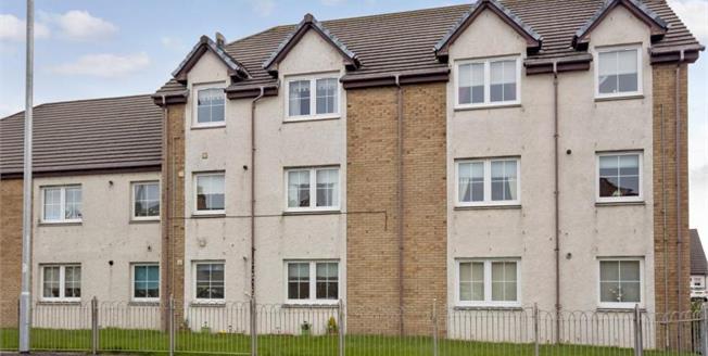 Offers Over £85,000, 2 Bedroom Upper Floor Flat For Sale in Irvine, KA12