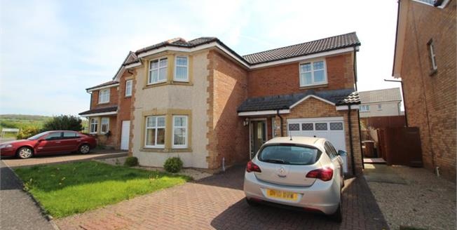 Offers Over £179,000, 4 Bedroom Detached House For Sale in Saltcoats, KA21